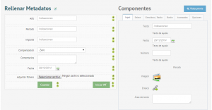 Aquí tenemos un buen ejemplo de cómo funciona doku4process. Como verás podrás crear un formulario personalizado sin tener ni idea de html